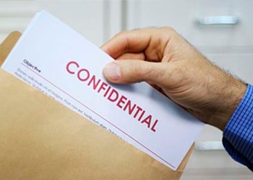 Acuerdo confidencialidad persona moral